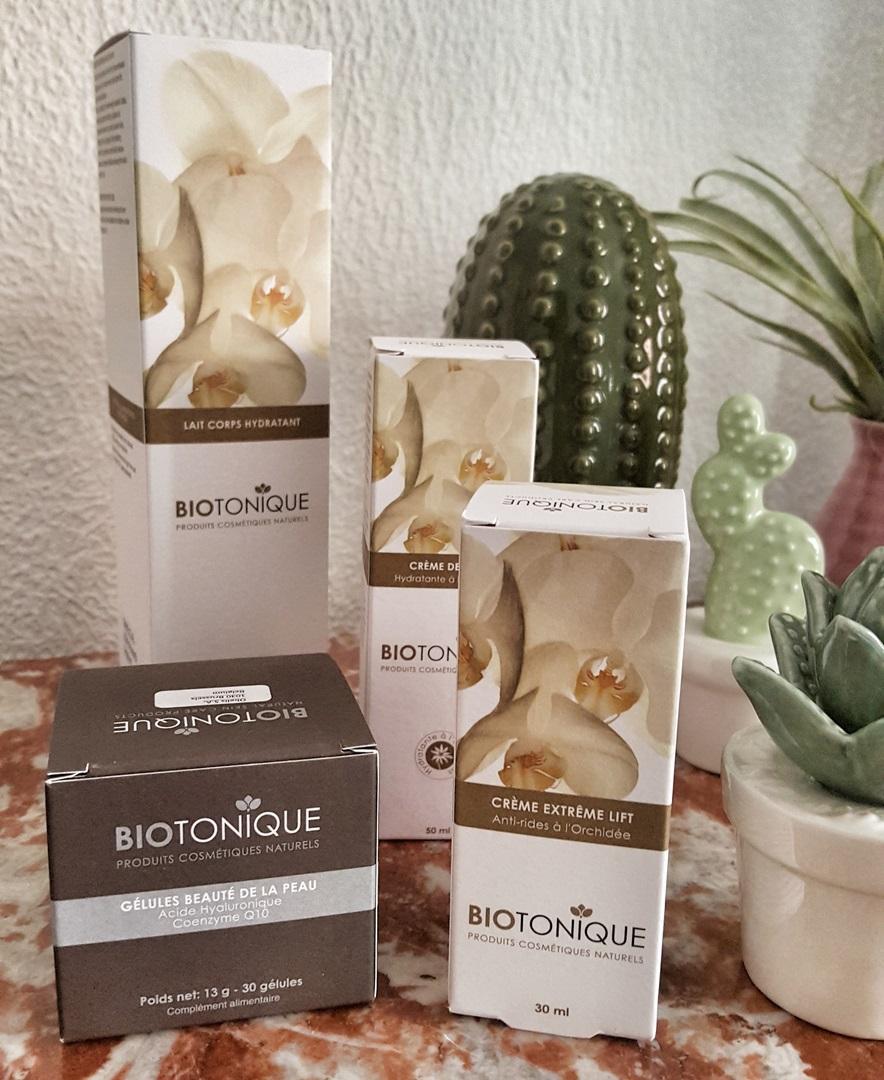produits cosmetiques biotonique