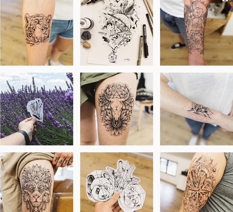 maksim lopez instagram tatouages