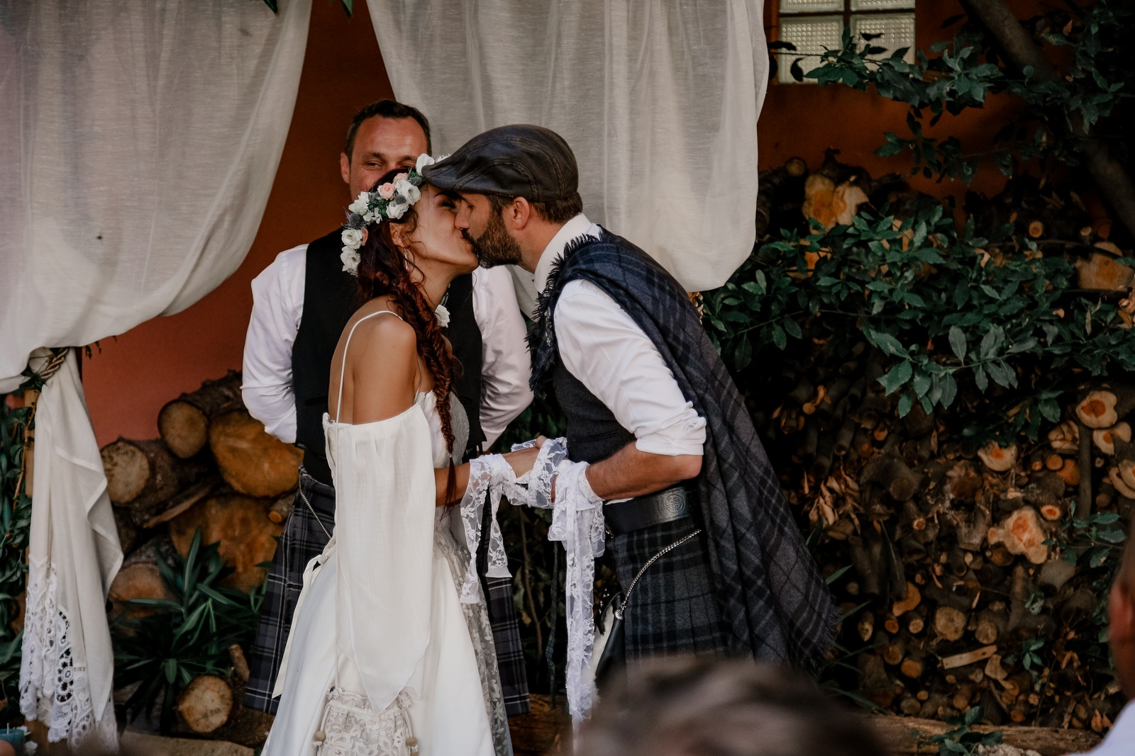 cérémonie laïque rituel des liens mariage celtique
