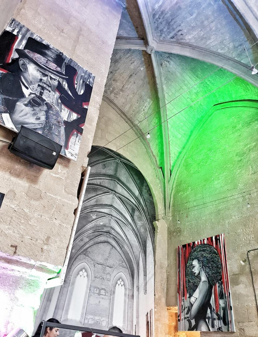 arche Le Potard restaurant Avignon