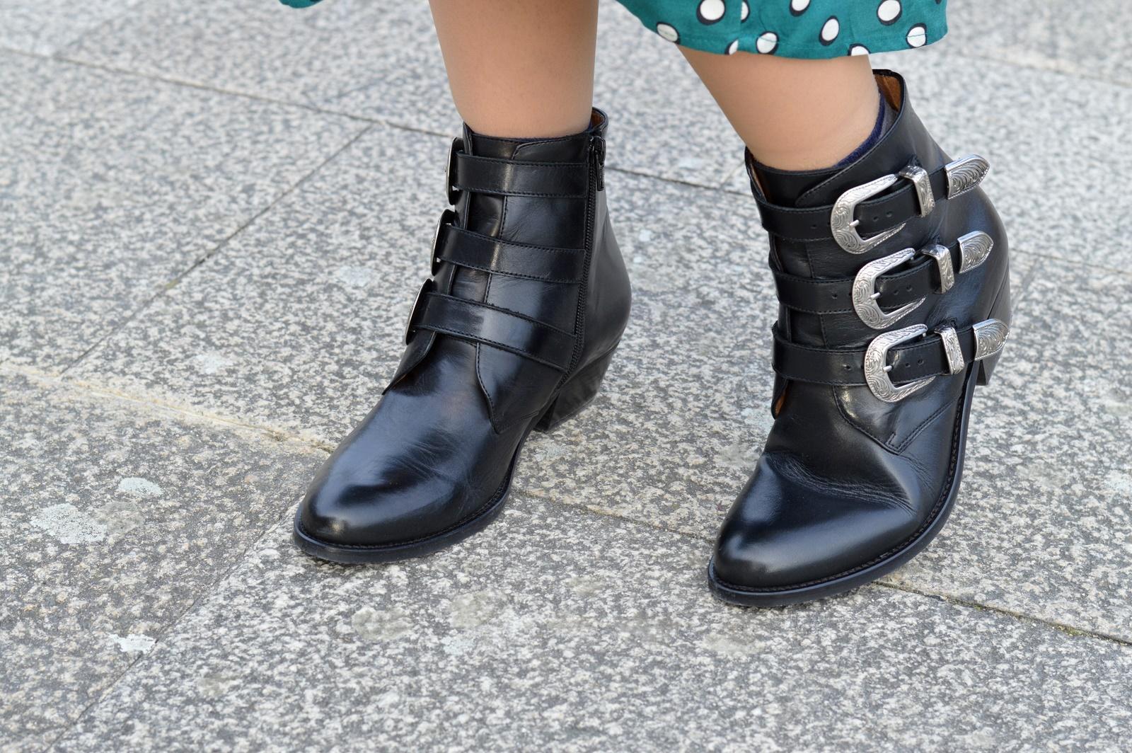 boots boucles western Jonak