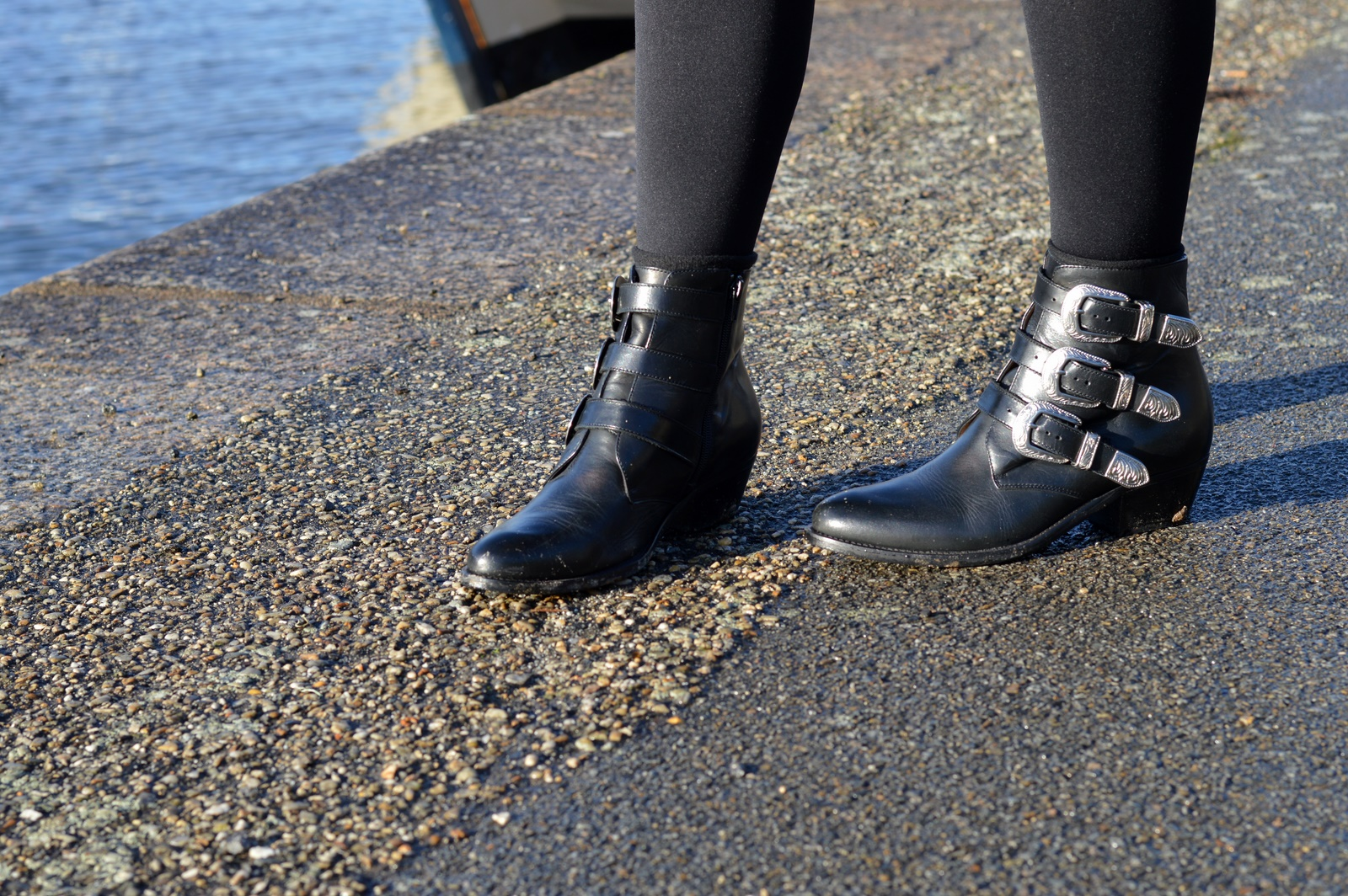 boots boucles Jonak