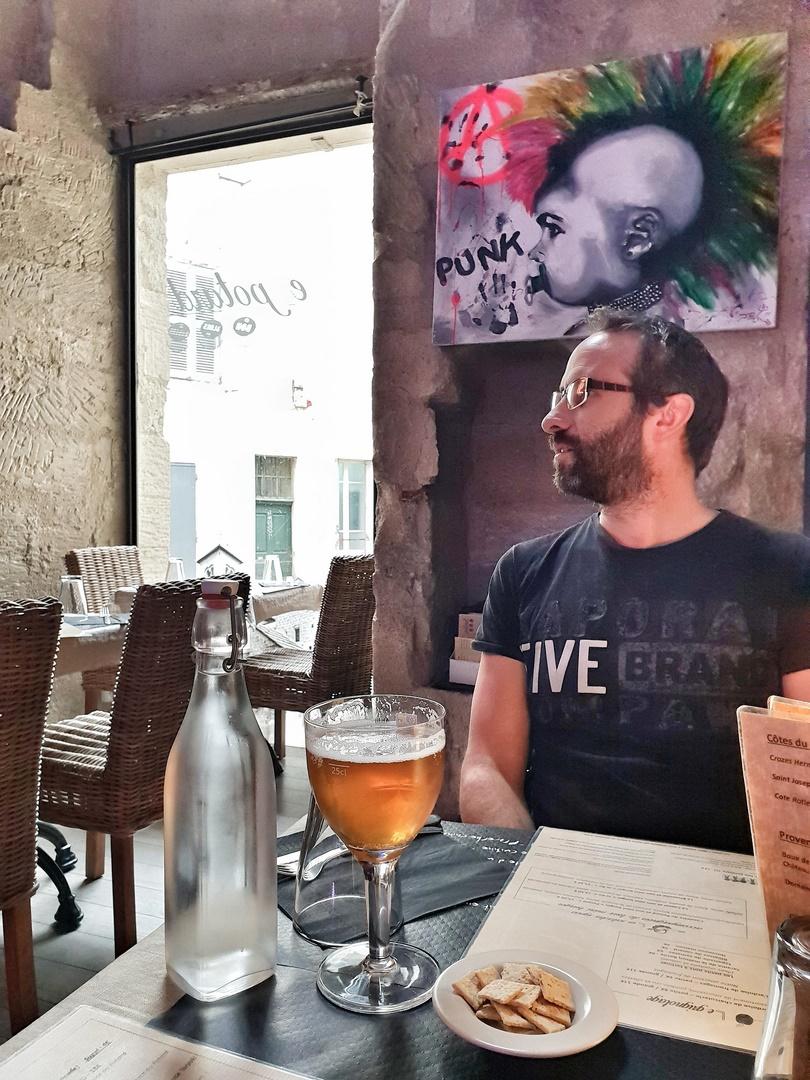 Le Potard restaurant Avignon avis
