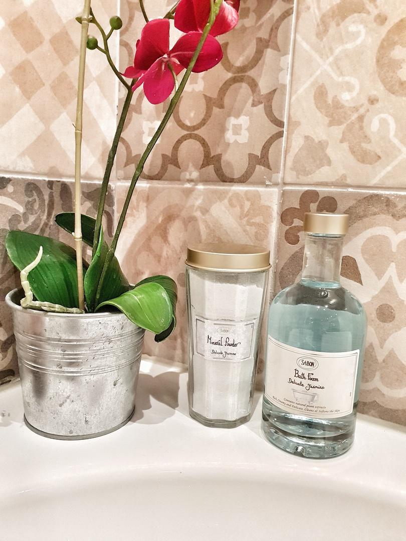 produits bain Maison Sabon
