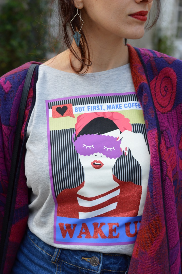 tee-shirt Grain de Malice