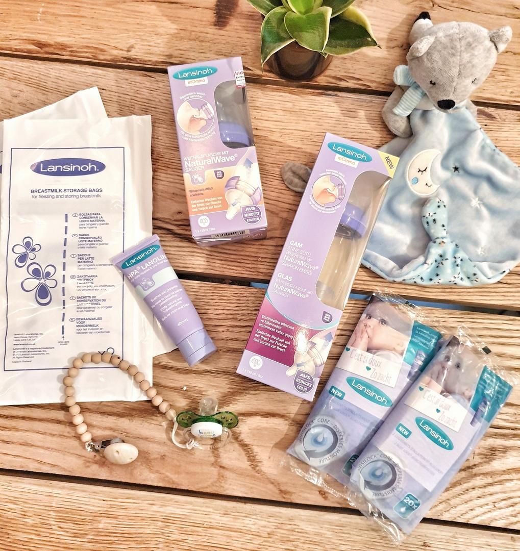 produits Lansinoh allaitement