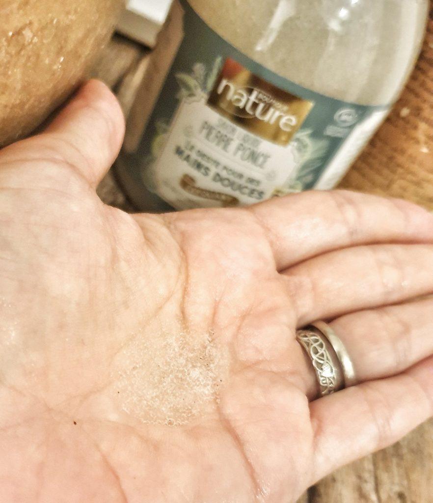 savon liquide pierre ponce de boutique nature test