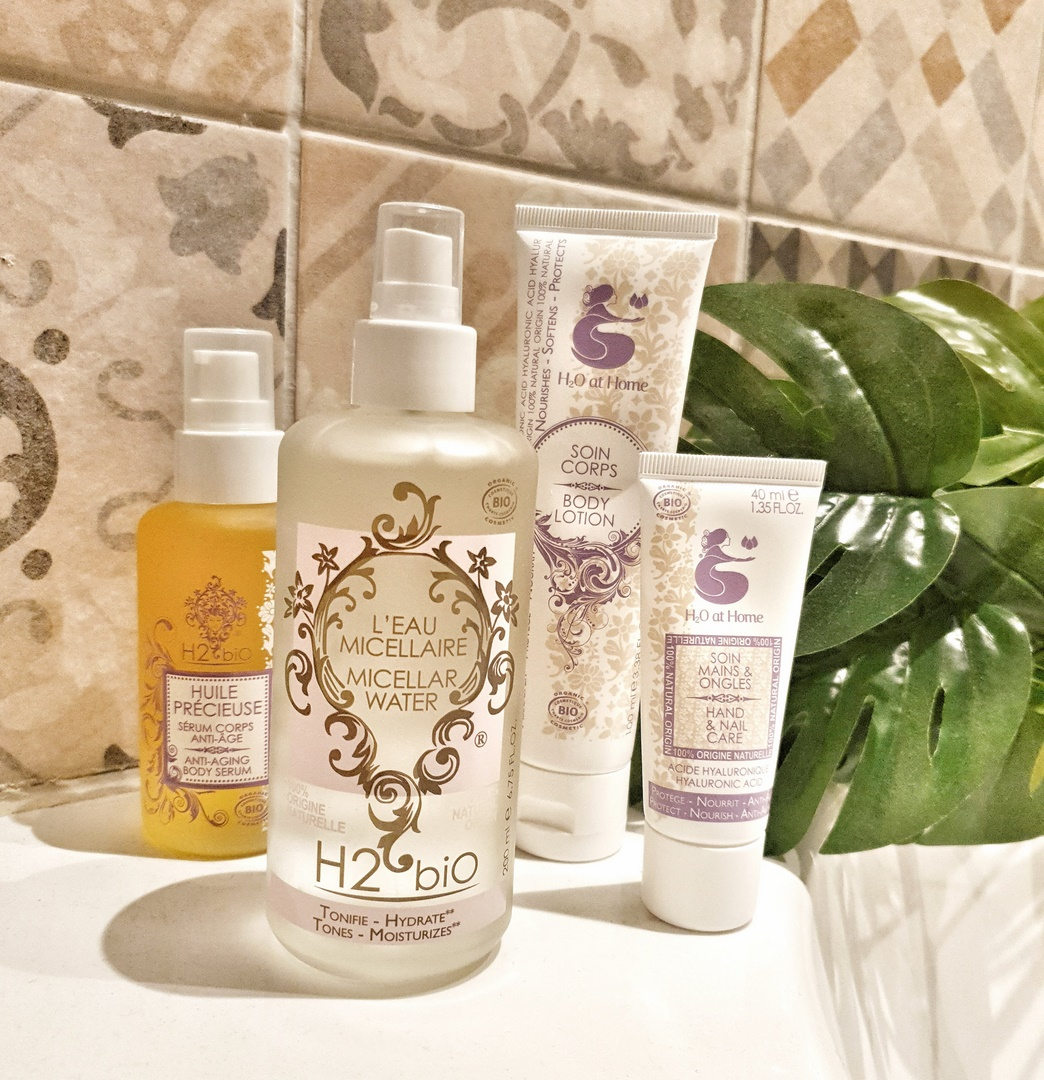 soins naturels H2O at Home
