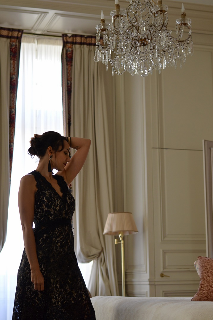 La Mirande Avignon suite hôtel
