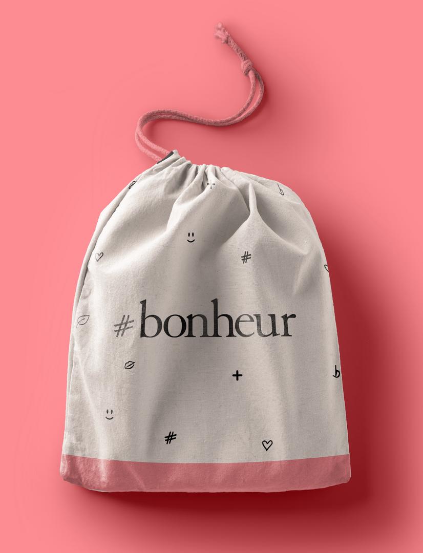 pochon #bonheur