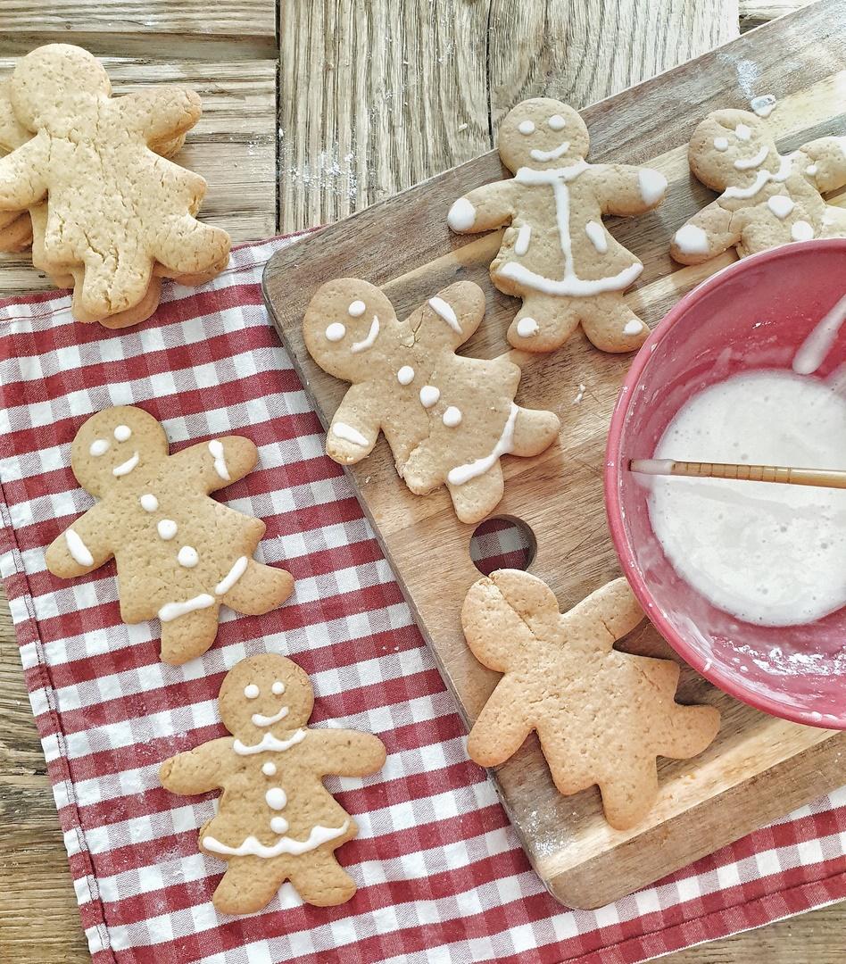 glaçage biscuits