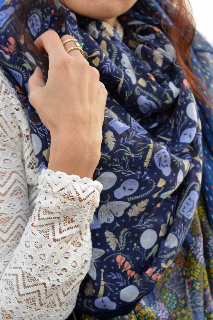 foulard les foulards de shama