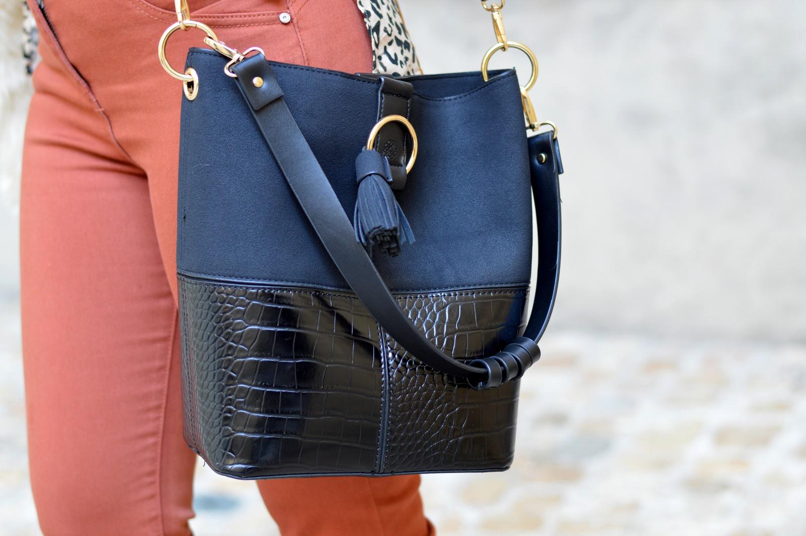 sac noir Bréal
