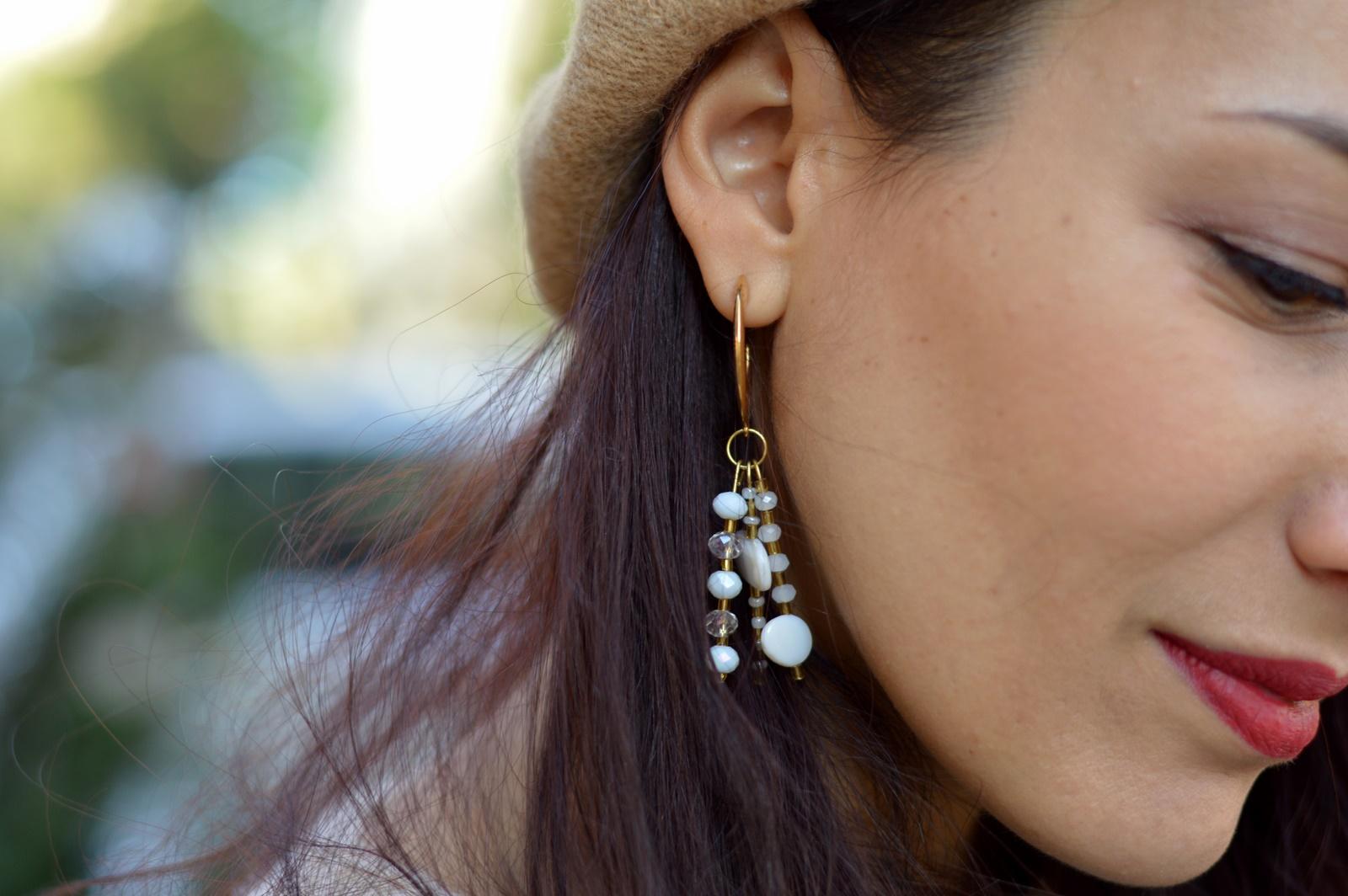 boucles d'oreilles créateurs Vaucluse