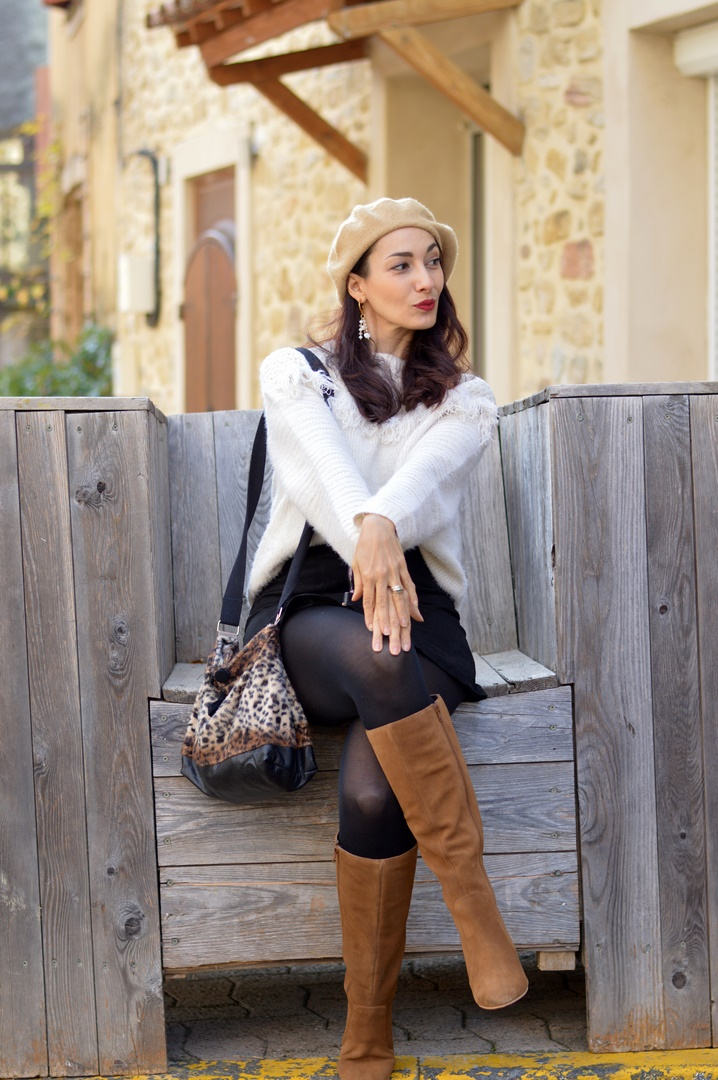 jenychooz blogueuse jaune maman Vaucluse