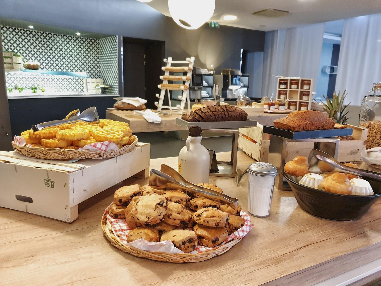petit-déjeuner Novotel Avignon Centre