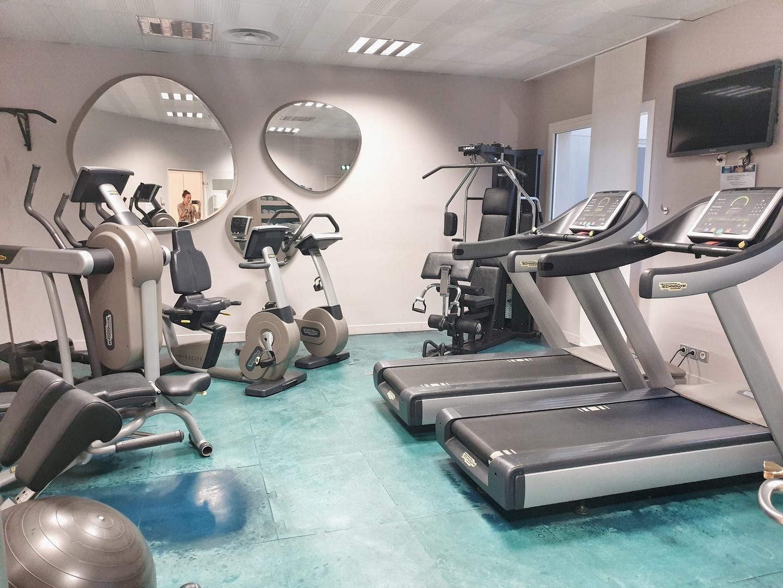 salle de sport Avignon Novotel