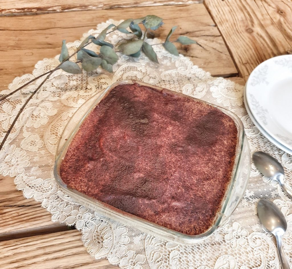 tiramisu simple recette crème de marrons